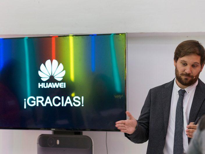 Huawei - Lanzamiento Nexus Google