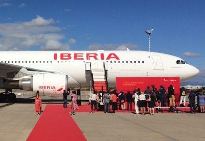 Bautizo del nuevo A330