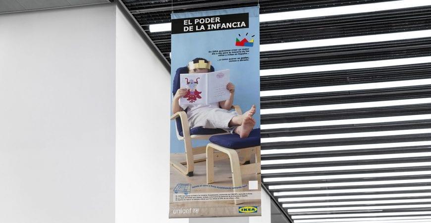 Ikea, el poder de la infancia