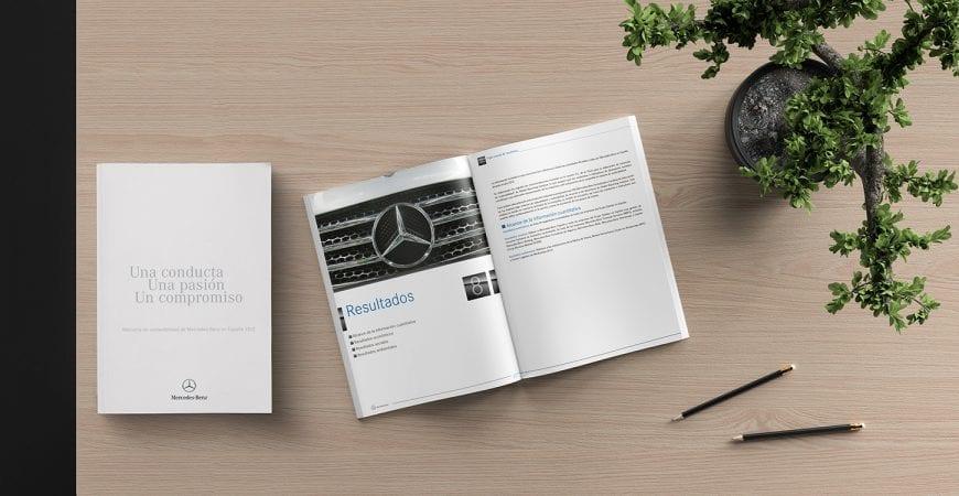 Memoria de Sostenibilidad Mercedes