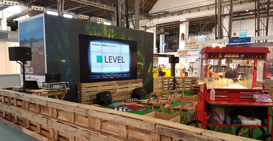 Stand Level B-Travel