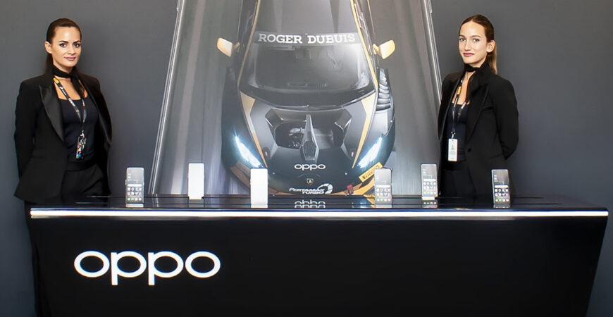 OPPO Reno 2 Super Trofeo Lamborghini