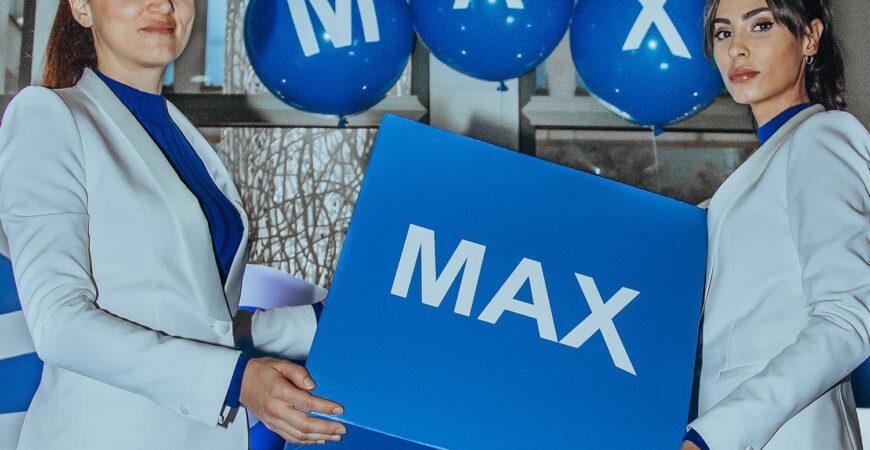 Lanzamiento Max